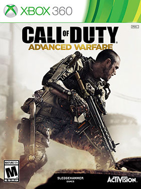 Call of Duty: Advanced Warfare [PAL/RUSSOUND] (LT+3.0)