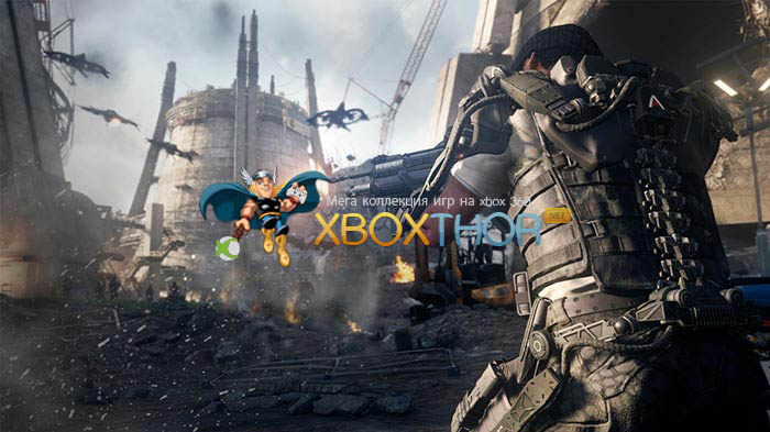 Скачать торрент Call of Duty: Advanced Warfare (Xbox One) на xbox One без регистрации