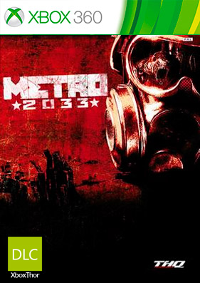 Metro 2033 [DLC/JTAG/RUSSOUND]