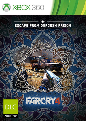 Far Cry 4: Escape from Durgesh Prison [DLC/RUSSOUND]