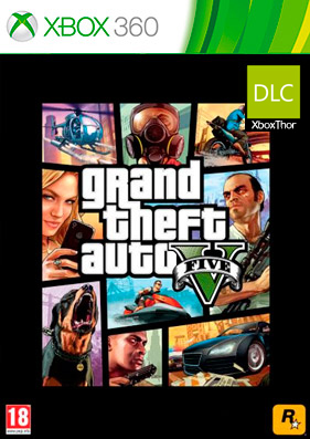 Grand Theft Auto 5 - All DLC [REGION FREE/RUS]