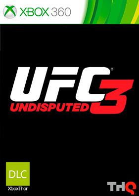UFC Undisputed 3 [DLC/GOD/RUS]