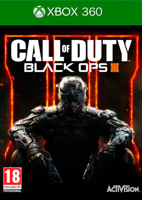 Скачать торрент Call Of Duty Black Ops III [REGION FREE/RUSSOUND] (LT+3.0) для xbox 360 бесплатно