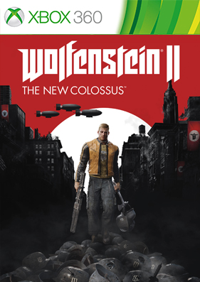 Wolfenstein 2: The New Colossus (Xbox 360)