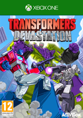 Скачать торрент Transformers: Devastation (Xbox One) на xbox One без регистрации