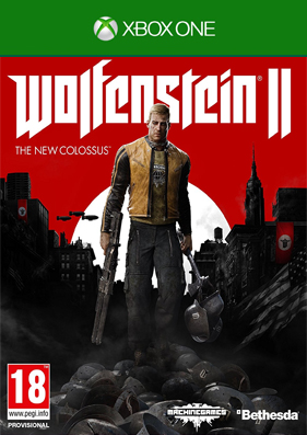 Скачать торрент Wolfenstein II: The New Colossus (Xbox One) на xbox One без регистрации