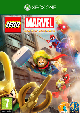 Скачать торрент LEGO Marvel Super Heroes (Xbox One) на xbox One без регистрации