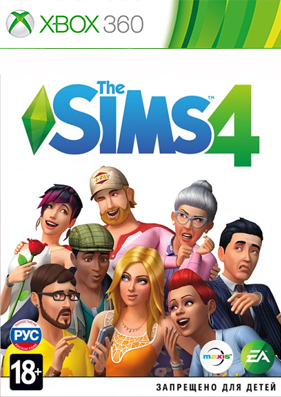 The Sims 4 (Xbox 360)