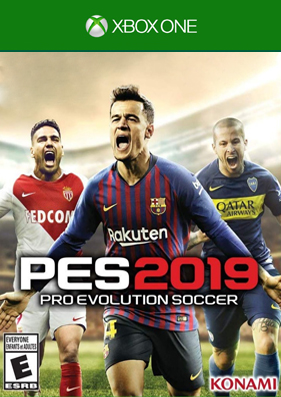 Скачать торрент Pro Evolution Soccer 2019 (Xbox One) на xbox One без регистрации