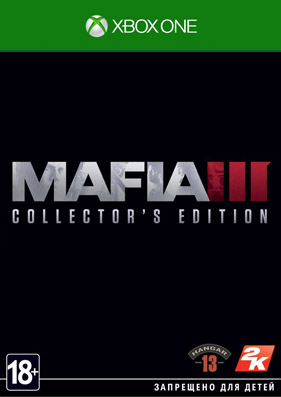 Mafia III Collector's Edition (Xbox One)