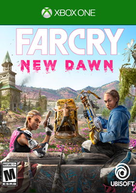 Скачать торрент Far Cry: New Dawn (Xbox One) на xbox One без регистрации