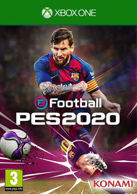 eFootball Pro Evolution Soccer 2020 [Xbox One]
