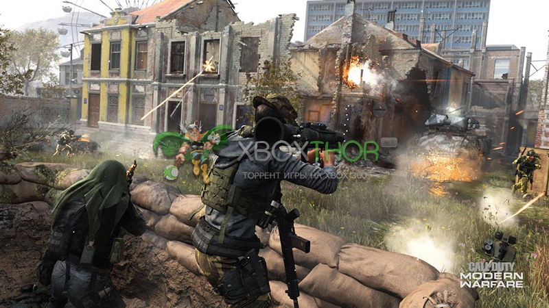 Скачать торрент Call of Duty: Modern Warfare [Xbox One] на xbox One без регистрации