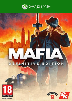 Скачать торрент Mafia: Definitive Edition (Xbox One) на xbox One без регистрации