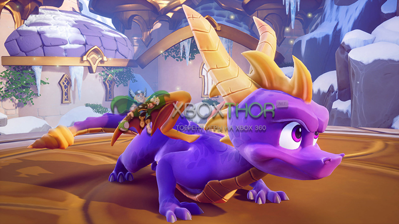 Скачать торрент Spyro Reignited Trilogy (Xbox One) на xbox One без регистрации