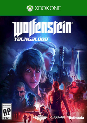 Скачать торрент Wolfenstein: Youngblood (Xbox One) на xbox One S X без регистрации