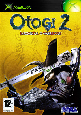 Otogi 2: Immortal Warriors [PAL/ENG]
