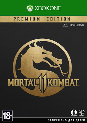 Скачать торрент Mortal Kombat 11. Premium Edition (Xbox One) на xbox One S X без регистрации