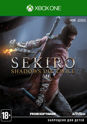 Скачать торрент Sekiro: Shadows Die Twice (Xbox One) на xbox One S X без регистрации