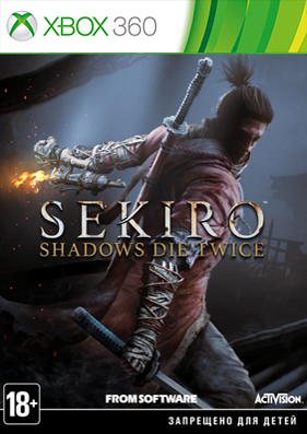 Sekiro: Shadows Die Twice [Xbox 360]