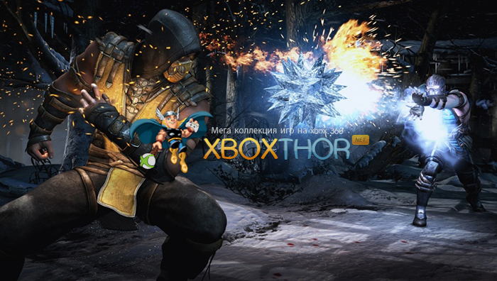Скачать торрент Mortal Kombat XL (Xbox One) на xbox One без регистрации