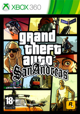 Grand Theft Auto: San Andreas HD (GOD/ENG)