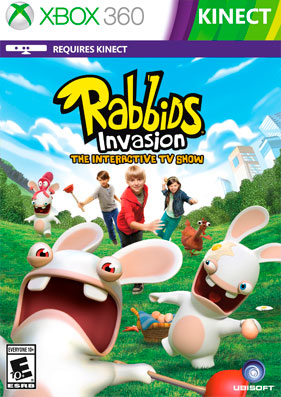 Rabbids Invasion [GOD/RUSSOUND]
