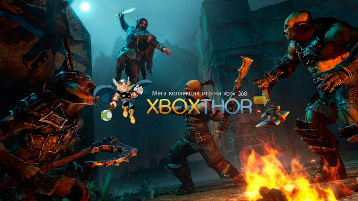 Скачать торрент Middle Earth: Shadow of Mordor [DLC/FREEBOOT/RUS] на xbox 360 без регистрации