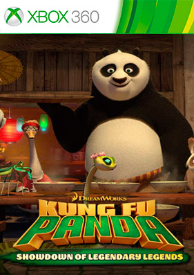 Kung Fu Panda: Showdown of Legendary Legends [ENG]