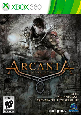 Arcania: The Complete Tale [REGION FREE/RUSSOUND] (LT+3.0)