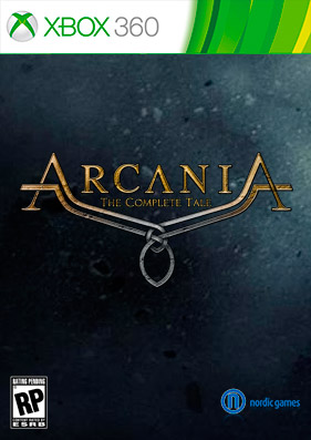 Скачать торрент Arcania: The Complete Tale [REGION FREE/GOD/RUSSOUND] на xbox 360 без регистрации