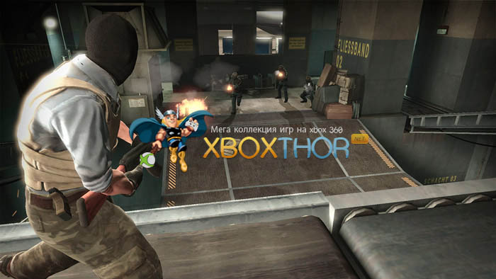 Скачать торрент Counter-Strike: Global Offensive [REGION FREE/XBLA/RUS] на xbox 360 без регистрации