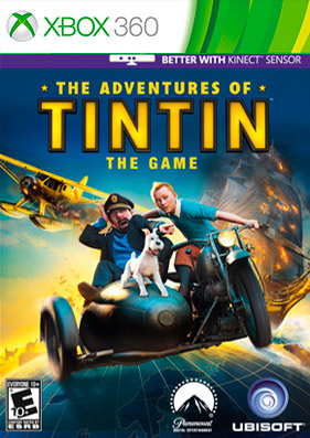 Скачать торрент Adventures of Tintin: The Game [REGION FREE/GOD/RUSSOUND] для xbox 360 бесплатно