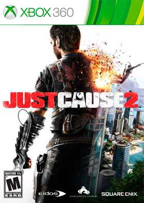 Just Cause 2 [REGION FREE/GOD/RUSSOUND]