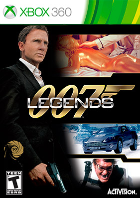 007 Legends [REGION FREE/GOD/RUSSOUND]