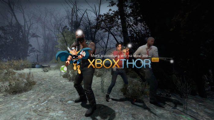 Скачать торрент Left 4 Dead 2 [REGION FREE/RUSSOUND] на xbox 360 без регистрации