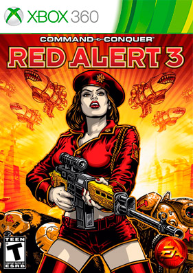 Скачать торрент Command & Conquer: Red Alert 3 [REGION FREE/GOD/RUSSOUND] для xbox 360 бесплатно