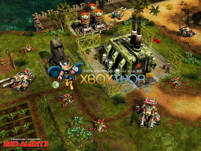Скачать торрент Command & Conquer: Red Alert 3 [PAL/RUSSOUND] на xbox 360 без регистрации