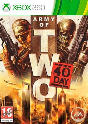 Скачать торрент Army Of Two: The 40th Day [DLC/GOD/ENG] на xbox 360 без регистрации