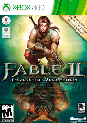 Скачать торрент Fable 2: Game of the Year Edition [REGION FREE/GOD/RUSSOUND] для xbox 360 бесплатно