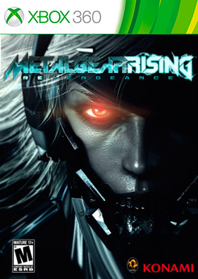 Metal Gear Rising: Revengeance [REGION FREE/GOD/RUS]