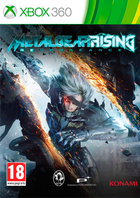 Metal Gear Rising: Revengeance [REGION FREE/RUS] (LT+3.0)