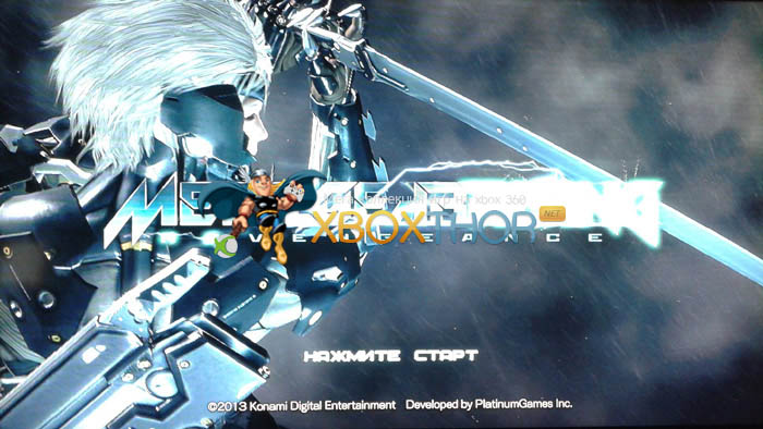 Скачать торрент Metal Gear Rising: Revengeance [REGION FREE/GOD/RUS] на xbox 360 без регистрации
