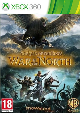 Скачать торрент The Lord of the Rings: War in the North [REGION FREE/RUS] (LT+3.0) для xbox 360 бесплатно