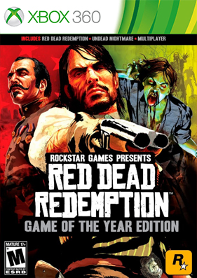 Red Dead Redemption - GOTY [REGION FREE/RUS] (LT+1.9 и выше)