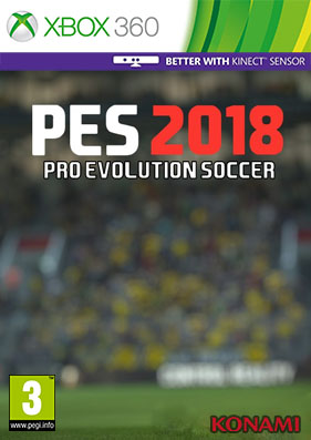 Pro Evolution Soccer / PES 2018 [PAL/RUS/MULTI7] (LT+2.0)