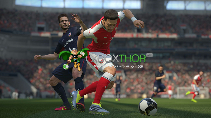Скачать торрент Pro Evolution Soccer / PES 2018 [PAL/RUS/MULTI7] (LT+3.0) на xbox 360 без регистрации