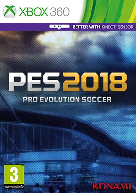 Pro Evolution Soccer / PES 2018 [PAL/RUS/MULTI7] (LT+3.0)