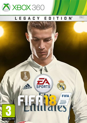 FIFA 18 Legacy Edition [PAL/ENG] (LT+2.0)