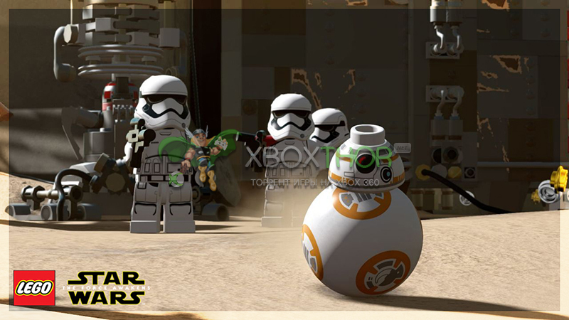 Скачать торрент LEGO Star Wars: The Force Awakens [REGION FREE/RUS] (LT+3.0) на xbox 360 без регистрации